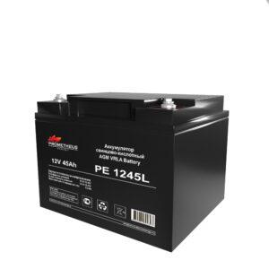 Аккумулятор для ИБП Prometheus energy, 12 вольт 45 ампер, срок службы 10 лет