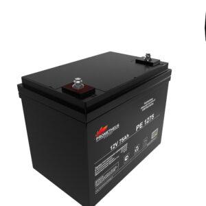 Аккумулятор для ИБП Prometheus energy, 12вольт 75ампер, срок службы 6 лет