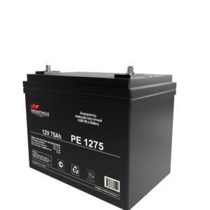 Аккумулятор для ИБП Prometheus energy, 12 вольт 75 ампер, срок службы 6 лет