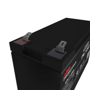 Аккумулятор для ИБП Prometheus energy, 12 вольт 7.2 ампер, срок службы 6 лет