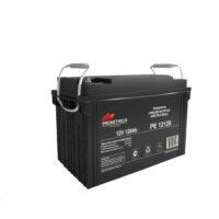 Аккумулятор для ИБП Prometheus energy, 12 вольт 120 ампер, срок службы 6 лет