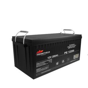 Аккумулятор для ИБП Prometheus energy, 12 вольт 200 ампер, срок службы 6 лет