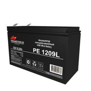 Аккумулятор для ИБП Prometheus energy, 12 вольт 9.2 ампер, срок службы 10 лет