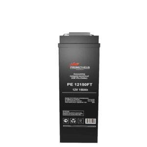 """Аккумулятор FT Prometheus energy для установки в 19"""" и 23"""" шкафы и стойки, 12 вольт 150 ампер, срок службы 15 лет"""