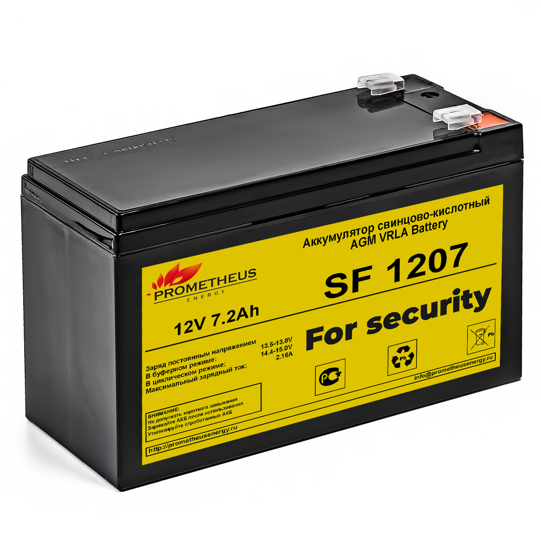 SF 1207